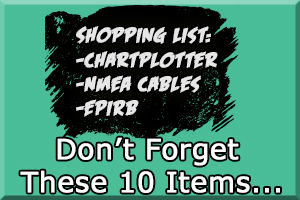 Don't Forget These 10 Items