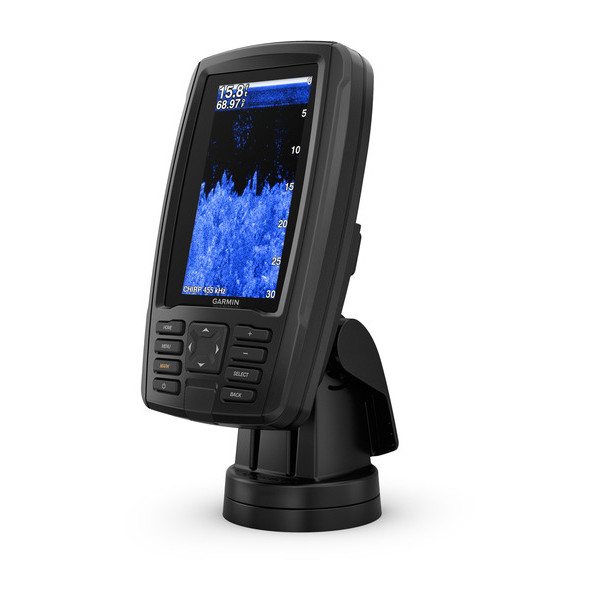 Garmin ECHOMAP Plus 44cv with Transducer