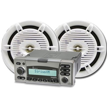 Poly-Planar MRD87i AM/FM/Bluetooth/NMEA 2000 Radio