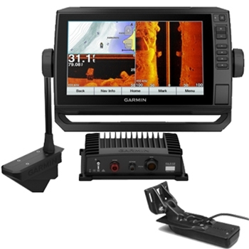 Garmin ECHOMAP Plus 93sv LiveScope Bundle