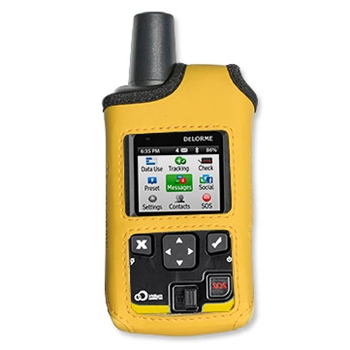 DeLorme Yellow Floating Case for inReach SE/Explorer