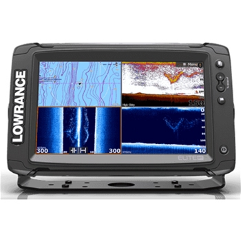 Lowrance Elite9 Ti StructureScan HD Bundle