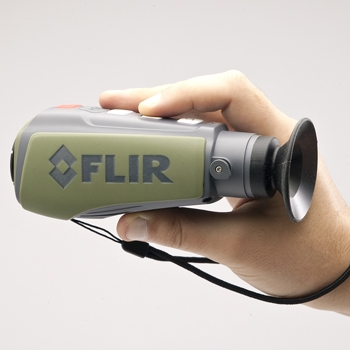 FLIR Scout II 240 Handheld Thermal Night Vision Camera