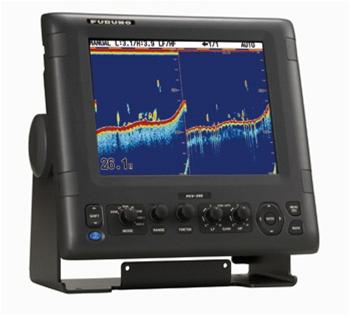 Localizador de peces digital Furuno FCV 295