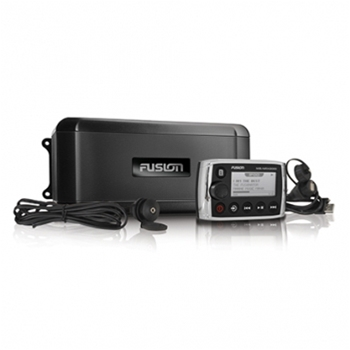 Fusion Black Box with NRX-300i Wired Remote