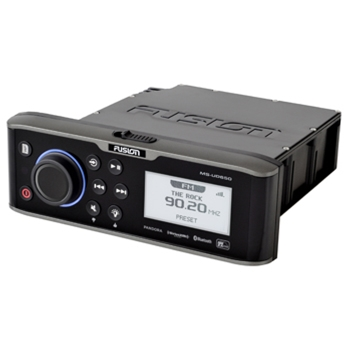 Fusion UD650 Marine Stereo with Uni-Dock