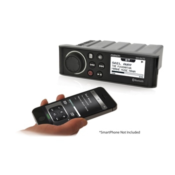 Fusion RA70 Compact Marine Stereo with Bluetooth
