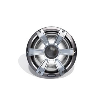 "Fusion Signature 7.7"" Chrome LED Speakers"
