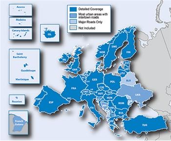 Garmin MapSource City Navigator Europe NT microSD/SD