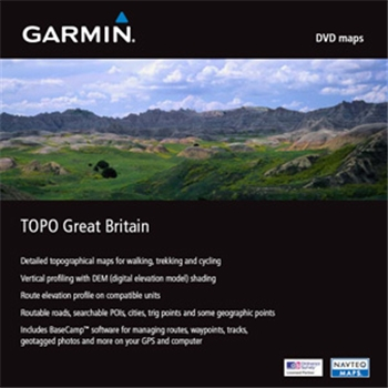 Garmin MapSource Topo Great Britain