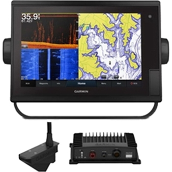 Garmin GPSMAP 1242xsv Plus LiveScope Bundle