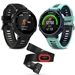 Garmin Forerunner 735XT GPS Running Watch - Run Bundle