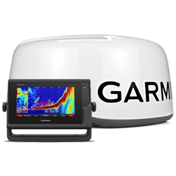 Garmin GPSMAP 742xs and GMR 18HD+ Radar Bundle