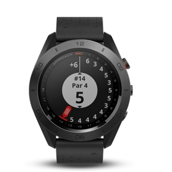 Garmin Approach S60 Golf Watch Black