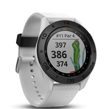 Garmin Approach S60 Golf Watch White
