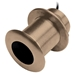Garmin B150M 20 Degree Tilt Bronze Thru Hull with CHIRP
