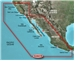 Garmin Bluechart G2 Vision HD California to Mexico Chart - VUS021R