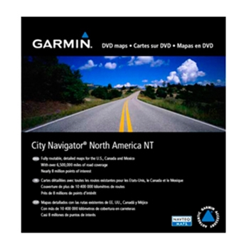 Garmin City Navigator North America NT microSD/SD