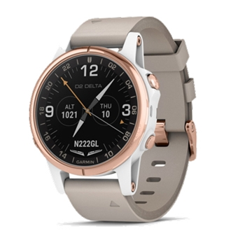 Garmin D2 Delta S Aviation Watch