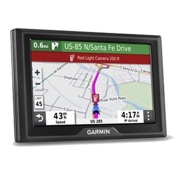 Garmin Drive 52 Traffic Automotive GPS with U.S and Canada Maps
