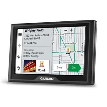 Garmin Drive 52 Traffic with U.S and Canada Maps