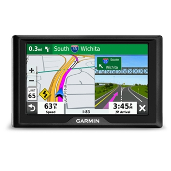 Garmin Drive 52 Automotive GPS with U.S and Canada Maps