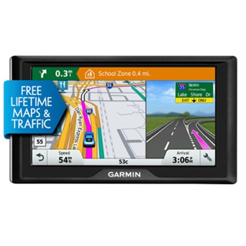 Garmin Drive LMT With US And Canada Maps - How to use both us and canada maps in gps