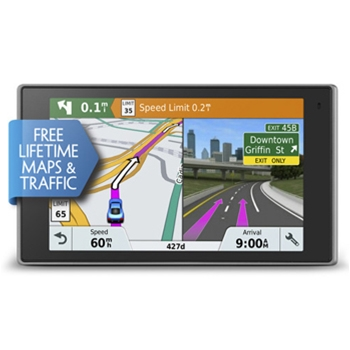 Garmin DriveLuxe 51 LMT-S with North America Maps Refurbished