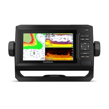 Garmin ECHOMAP UHD 63cv with LakeVu G3 and Transducer