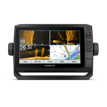 Garmin ECHOMAP UHD 93sv with LakeVu G3 Charts