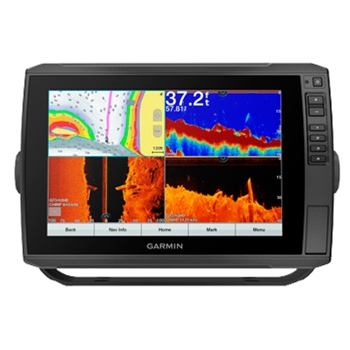 Garmin ECHOMAP Ultra 106sv with Transducer