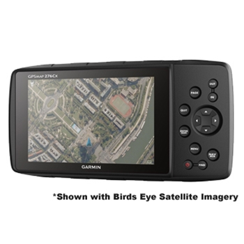 Garmin GPSMAP 276Cx Automotive Bundle