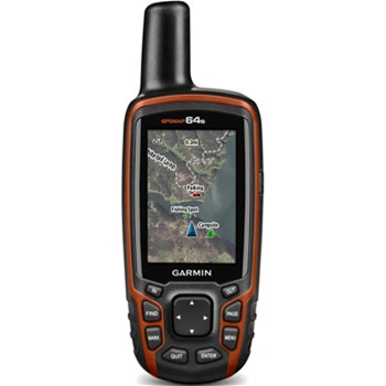 Garmin GPSMAP 64S Handheld Mapping GPS P3987 on garmin gpsmap 64s
