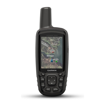 Garmin GPSMAP 64sc Handheld GPS with 8MP Camera