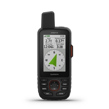 Garmin GPSMAP 66i GPS and Satellite Communicator