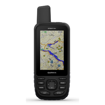 Garmin GPSMAP 66st Value Bundle