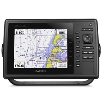 garmin gpsmap 840xs chartplotter sounder with transducer the gps store, Fish Finder