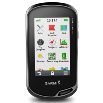 Garmin Oregon 750 Handheld GPS