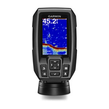 Garmin STRIKER 4 Fishfinder with Dual-Beam Transducer