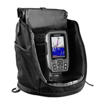 Garmin STRIKER 4 Portable Fishfinder Bundle with Transducer