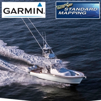 Garmin Standard Mapping - Classic Charts