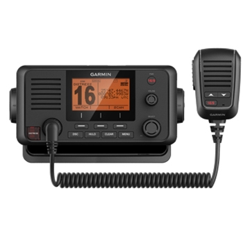 Garmin VHF 215 with GPS Marine Radio