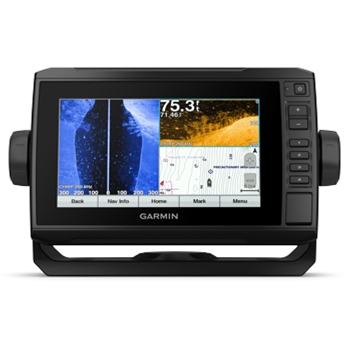 Garmin ECHOMAP Plus 74sv with BlueChart G3 and Transducer