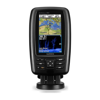 Garmin echoMAP CHIRP 42cv with ClearVu Transducer