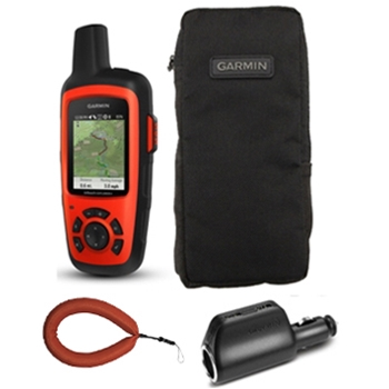 Garmin inReach Explorer+ Value Bundle