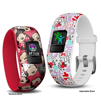Garmin vivofit JR2 Disney Minnie Mouse