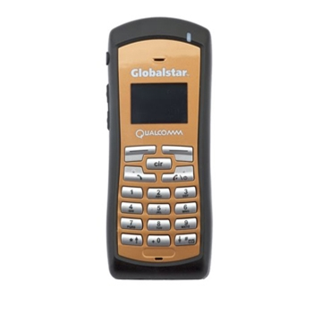 Globalstar GSP 1700 Satellite Phone P2633 on phone gps tracking map