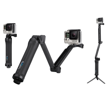 GoPro 3 Way Stick Mount