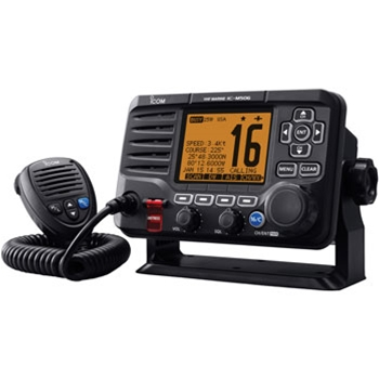 Icom M506 VHF NMEA 2000 DSC Fixed Mount Radio