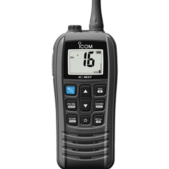 Icom M37 Floating Handheld VHF Radio
